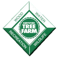 maine tree farm logo